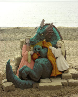 puff, The Magic dragon lived by the sea